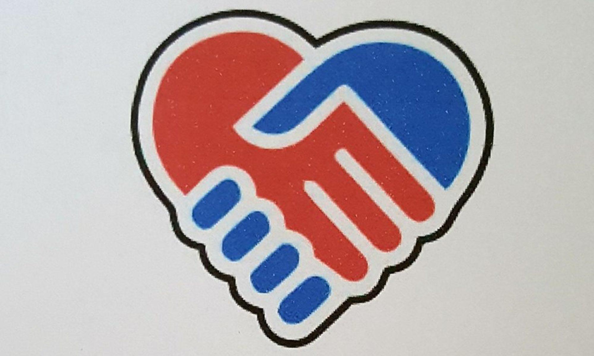 coeur sur la main